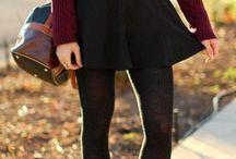 I miei outfit preferiti