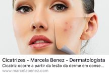 Dermatologia / Dra Marcela Benez dermatologista - www.marcelabenez.com