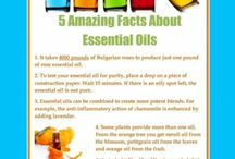 Essential Info / Essential Oil Information and Benefits