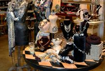 Consignment & Thrift Store Displays / Even Goodwill is now using mannequins in some of their upscale locations. Mannequins can help increase the sales of merchandise at consignment and thrift stores. Here are ideas you can do on a budget.