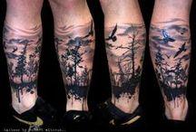 orman ve kuş