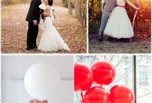 Фотосессии с шарами