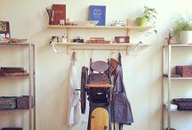 HOME: Bedroom / Art Studio