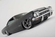 Hot Rod's & 4WDs / by Brett Johnson