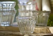 Vasi e bicchieri