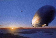 Airships / by Barry Gander