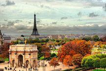 PARIS!! / by RoxAnna Hyde