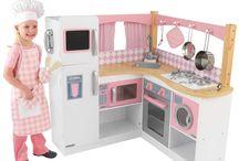 Kids Kitchens / by Sweet Retreat Kids