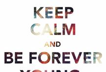 forever young...