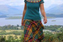 Kate Davies - pravé Skotsko