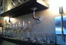 ideas for hubby's bar