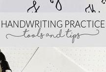 Практика письма