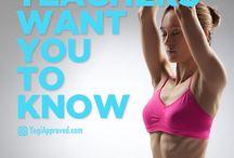 Yoga / Oefeningen