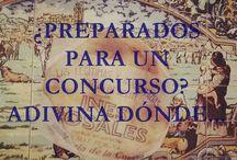 CONCURSOS/CONTESTS