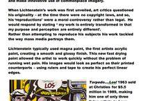 Art Project Ideas - Pop Art