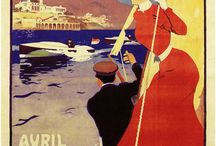 Vintage Travel Poster / by Mirjam Steiner