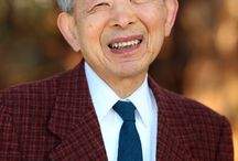 三浦光世 / 作家・三浦綾子の夫で、執筆活動を口述筆記で支えた。自身もエッセイなどの著書がある。