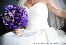 Beautiful Bridal Bouquets / We LOVE making stunning bouquets for our brides. Here are some of our favorites.