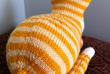 The Parlor Cat: free knitting pattern