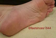 Au naturel / ses pieds au naturel