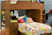 L-Shaped Bunk Beds / Different L-Shaped Bunk Bed Designs