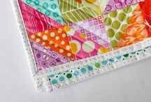 Quilting & Sewing - Binding / by Kristy A