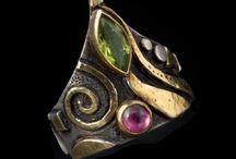 Metal Clay / Feinsilber & Sterlingsilber von PMC & Art Clay, Goldie Clays - Bronze, Kupfer, Eisen, Messing Clays