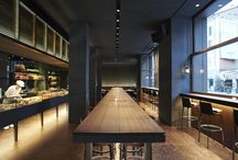 Progetti bar e ristoranti