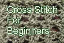 Cross stitch and Embroidery Patterns