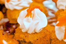 Luscious Carrot Cupcakes / by Laura Theodore, the Jazzy Vegetarian
