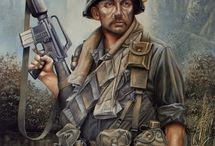 ARTWORK - VIETNAM WAR