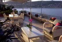 Cap ferrat french riviera love nest / Beautiful exclusive 1 bedroom apartment for 2 to 4 persons , access to private beach at Jean Cap Ferrat , one of the most exclusive spot on the french riviera
