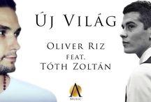 Újvilág Oliver Riz Zene