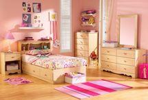 Çocuk Odaları / Modern ve şık çocuk odası takımları.