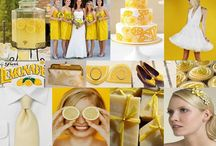 Wedding Pallet Yellow / Yellow
