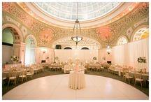 Chicago Cultural Center Wedding / Chicago Cultural Center Wedding Photography // Laura Witherow Photography