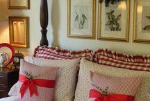 Christmas Hearts at Home