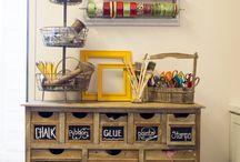 Craft Corner Ideas / Crafts