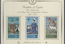 Stamps, Cyprus