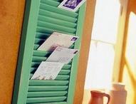Home Organization / Inspiring pins to keep me organised :)