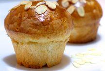 Greek Easter baking