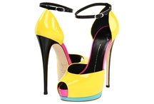 Shoe Obsession / by Samantha Busch