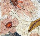 Mosaic. Decor