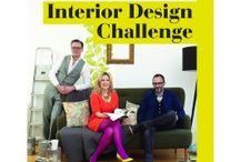 The Great Interior Design Challenge / The official TV Tie-in book to accompany BBC Two's primetime 12-part series. In the TV series, 24 amateurs with a passion and flair for interiors compete against one another to prove their design ability. Now it's your turn. This book will show you how to work with, or creatively against, the architectural style of your home to allow it – and you – to be who you really want to be.