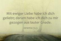 Schöne Bibelverse