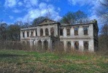 Pałac w Nieznanowicach / Pałac w Nieznanowicach kiedyś i dziś