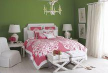 HD - Master Bedroom / by Jilliene Coffin