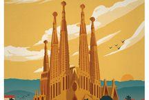 Do fotoksiążki: Barcelona