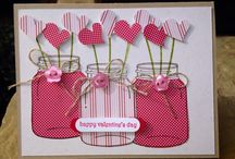 Homemade Card Ideas - Valentines, Marriage & Anniversaries / by Kim W