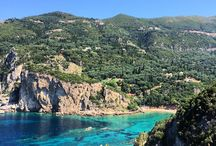 Urlaub / korfu, pula kroatien